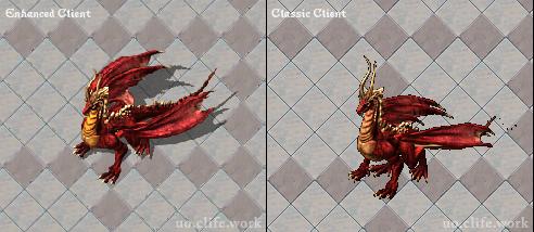 costume crimson drake