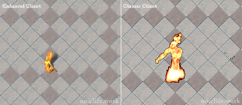 costume fire elemental